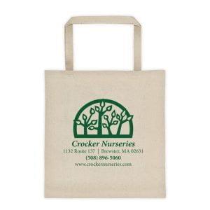 Crocker Nurseries Tote bag