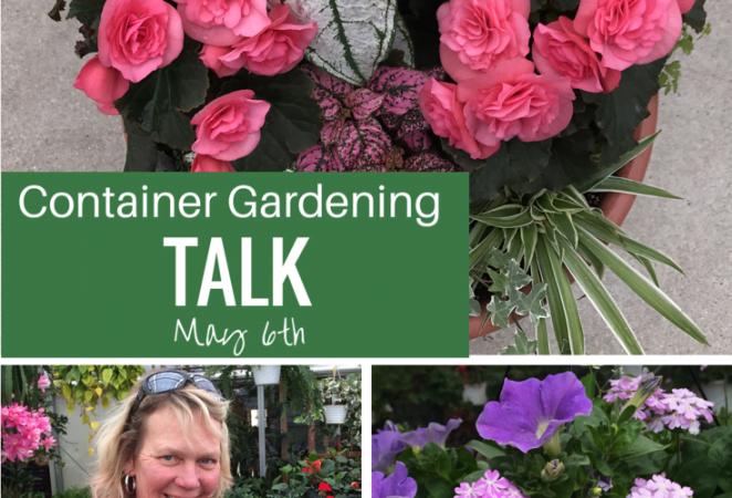 Container Gardening Talk